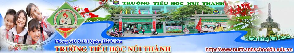 Trường tiểu học Núi Thành – TP Đà Nẵng
